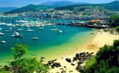 Navegar en Galicia