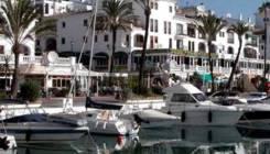 Puertos Deportivos de Andalucia