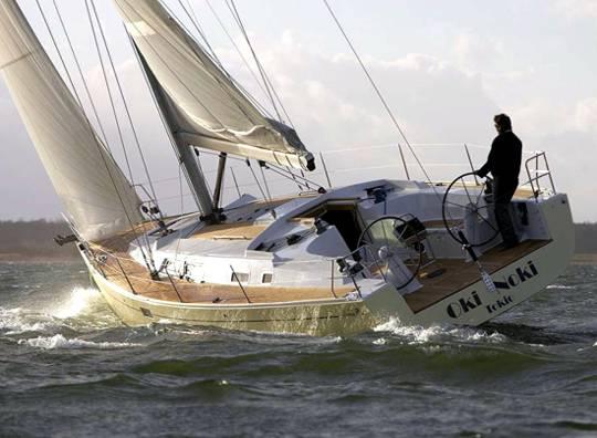 Alquilar un Hanse 430