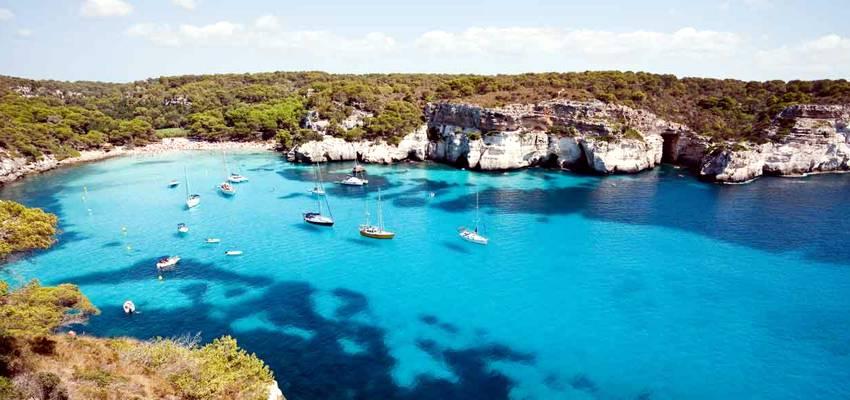 Navegar por Menorca