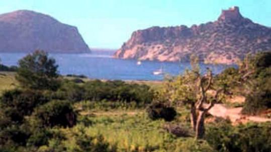 La Isla de Cabrera