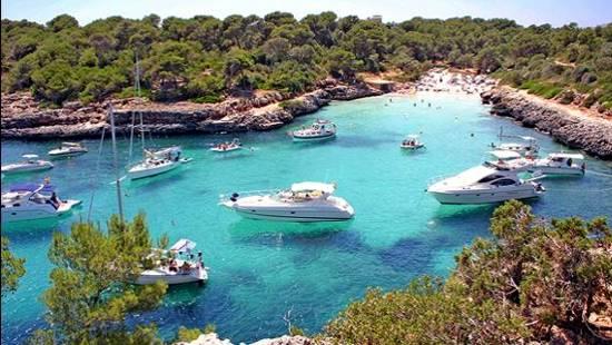 Calas y Fondeos en Mallorca