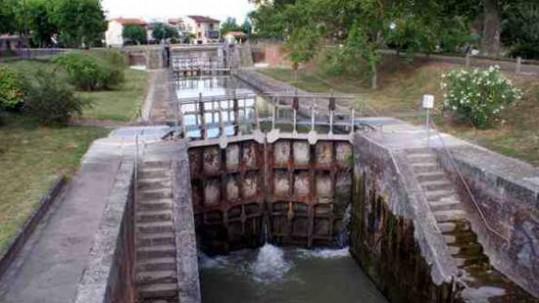 Las esclusas