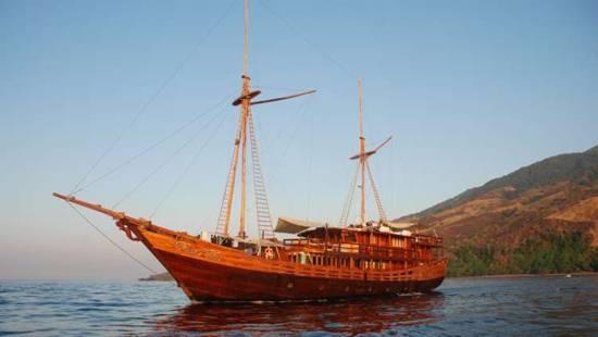 Navegar en Indonesia