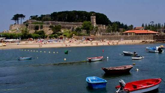 Navegando por Galicia