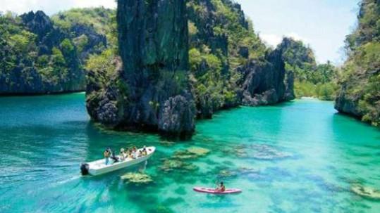 Navegar en Filipinas
