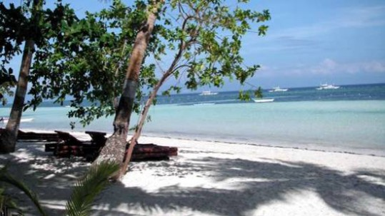 Navegación en Filipinas