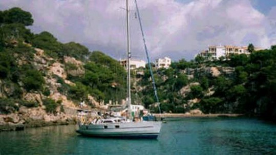 Fondeos y Calas en Mallorca