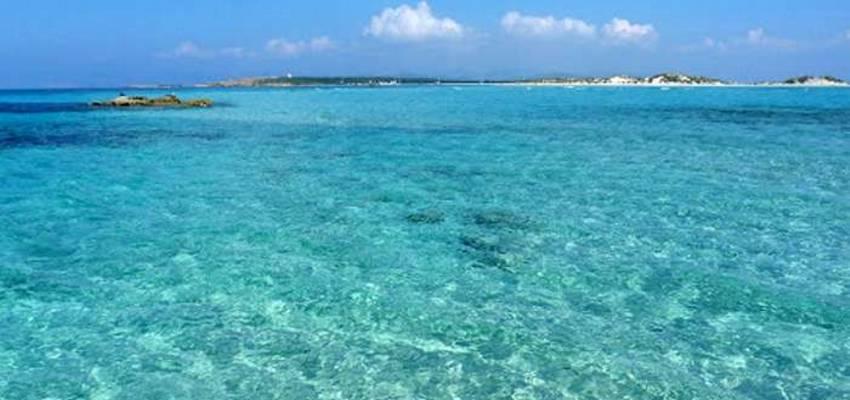 Navegar por Formentera