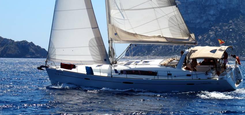 Navegar por Ibiza