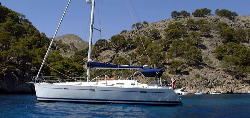 Navegar por la Isla de Mallorca