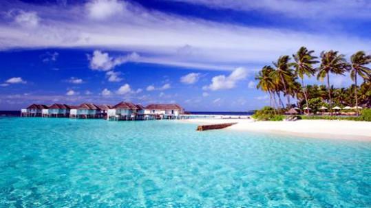 Navegar por Maldivas