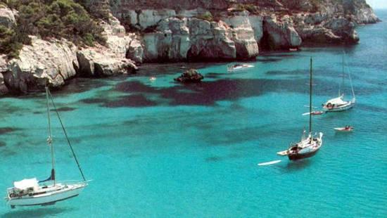 Sur de Menorca