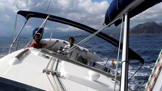 Navegar por Mallorca