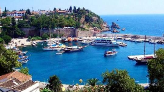 Goletas en Turquía