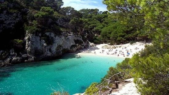 Playas y Calas en Menorca