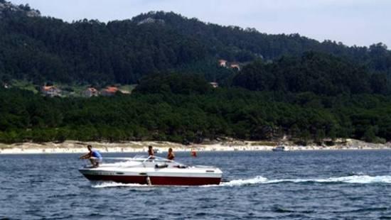 Navegar por la Ría de Vigo