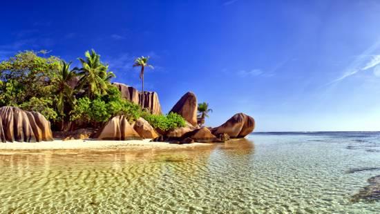 Navegar por Seychelles