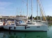 Alquilar un Oceanis 41 en Mallorca