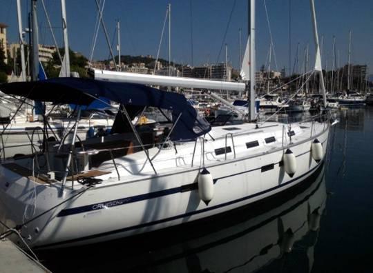 Alquilar un Bavaria 45 en Mallorca