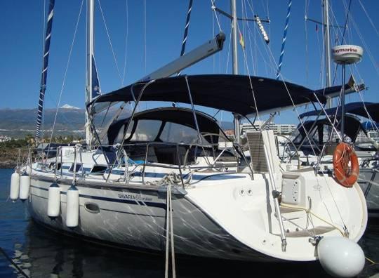 Alquilar un Bavaria 46 en Mallorca