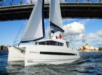 Alquilar un Catamaran Bali