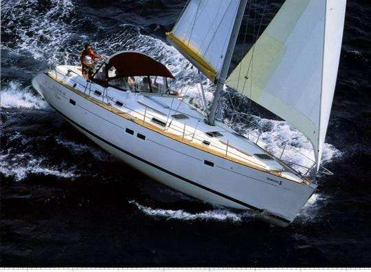 Alquilar un Oceanis 411