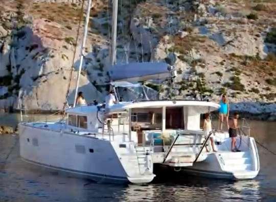 Lagoon 400 Ibiza