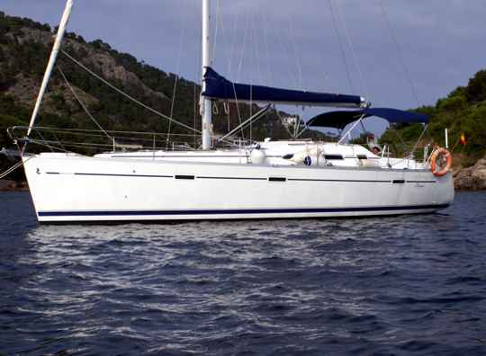Alquilar un velero en ibiza