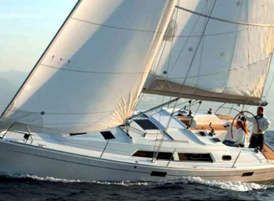 Alquilar un Hanse 350 en Menorca