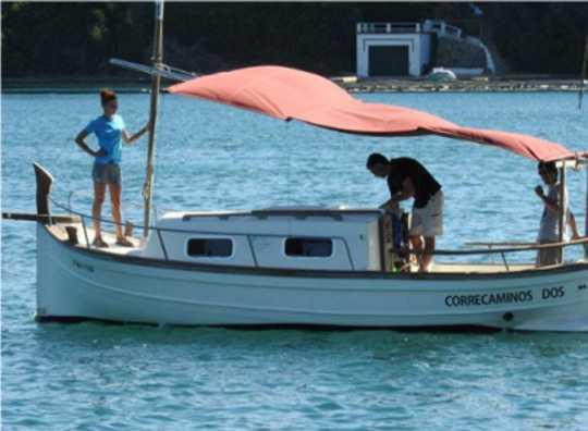 Alquilar un Menorquin 36 en Menorca