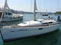 Alquilar un Sun Odyssey 36i en Menorca