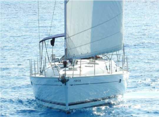 Alquilar un Sun Odyssey 403 en Menorca