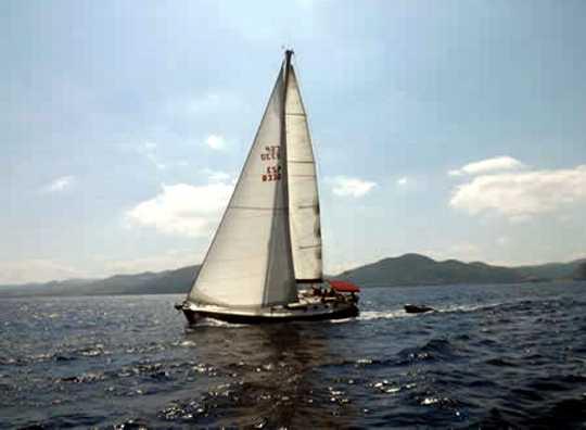 Alquilar Oceanis 500 F