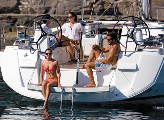 Alquilar un Sun Odyssey 519 en Tenerife