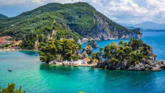 Grecia Islas Jónicas