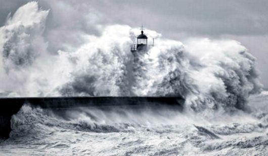 Navegacion Golfo de Vizcaya